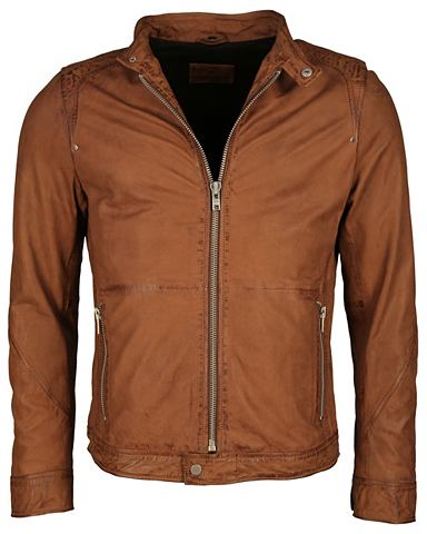 TOM TAILOR Sportlich элегантный куртка кожаная &r...
