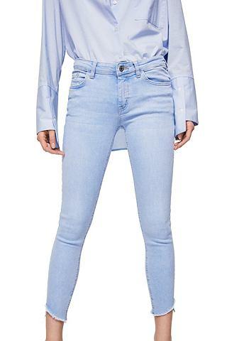 Облегающий джинсы в 7/8 длины Isa