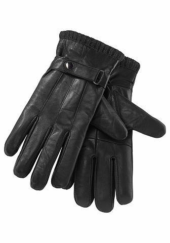 J. JAYZ J.Jayz перчатки кожаные