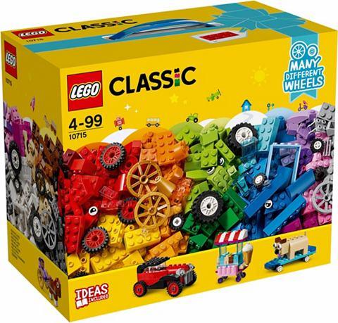 ® Kreativ-Bauset Fahrzeuge (10715)...