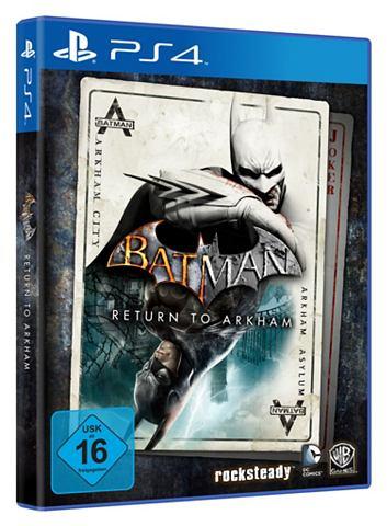 Playstation 4 - Spiel »Batman: R...