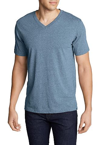 Legend Wash футболка с с V-образным вы...