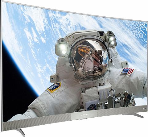55UC6596 Curved-LED-Fernseher (139 cm ...