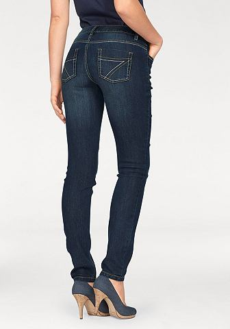 Узкие джинсы »mit Kontrastn&auml...
