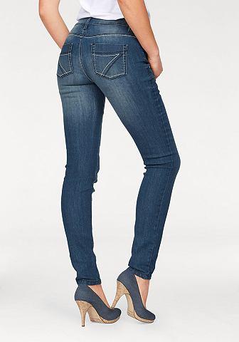 ARIZONA Узкие джинсы »mit Kontrastn&auml...