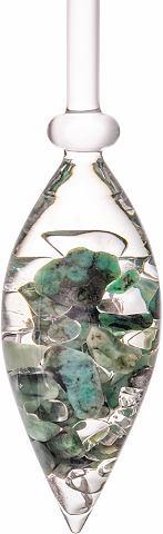 VITAJUWEL Edelsteinphiole Vitality (Smaragd - Be...