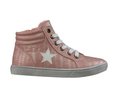 LICO Кроссовки зимние ботинки Bluebell&laqu...