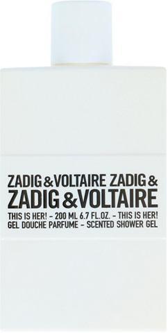 ZADIG & VOLTAIRE гель для душа &qu...
