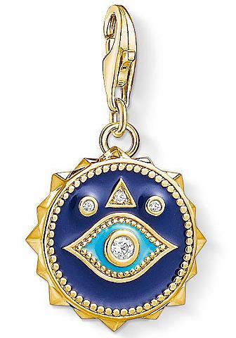 Кулон »Blaues Nazar Auge 1663-56...