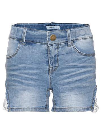 Nitbatira Slim- шорты джинсовые