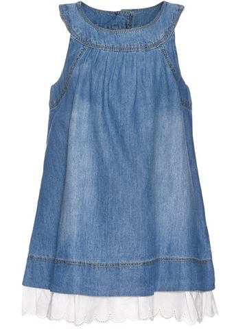 Nitbava платье джинсовое