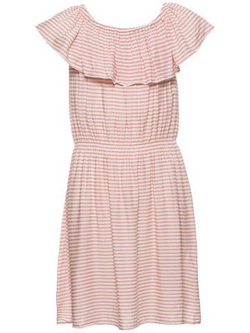Nitraina платье с короткая рукавами
