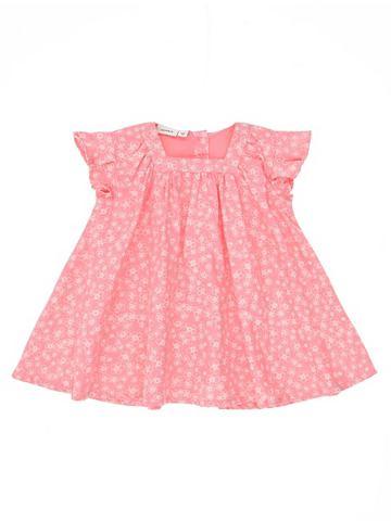 NAME IT Nitdaisy платье с короткая рукавами