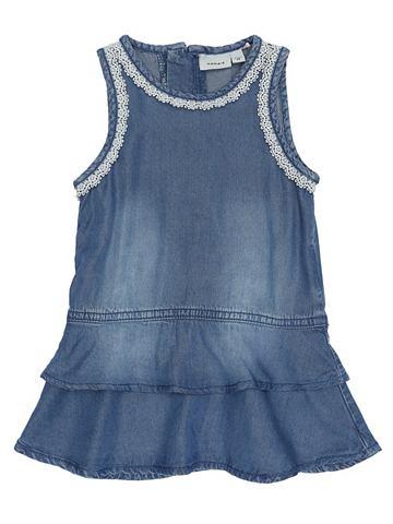 Nitbischa платье джинсовое