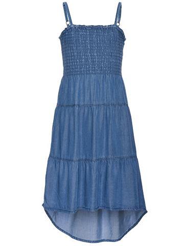 Nitabischa платье джинсовое