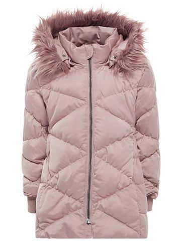 Пуховая куртка зимняя