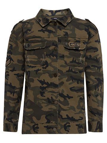 Oversize-Camo- куртка