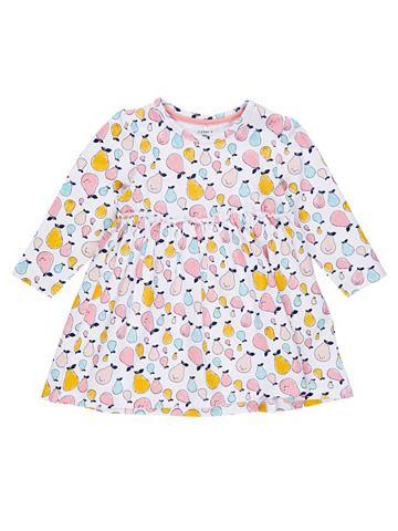 Frucht-Print платье