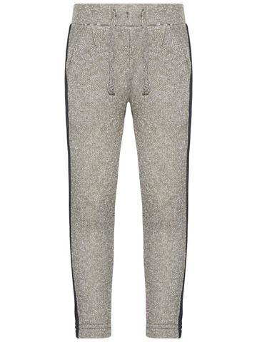 Блестящий орнамент брюки спортивные