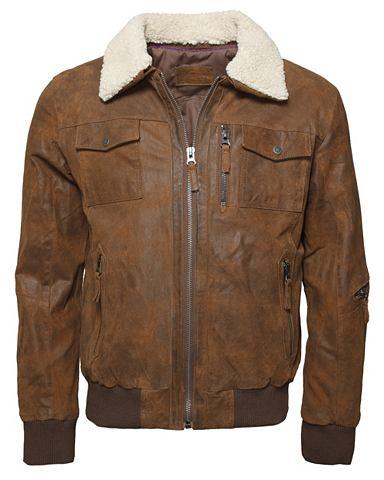 Куртка кожаная »TTM 16-18«...