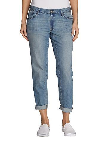 Boyfriend джинсы - узкий Leg