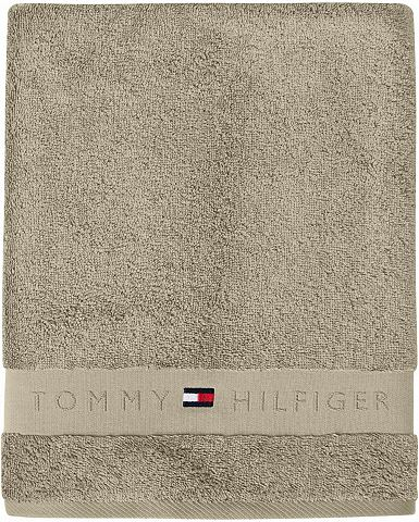 TOMMY HILFIGER Полотенце »Frottee Uni«