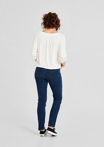 Curvy Зауженные джинсы
