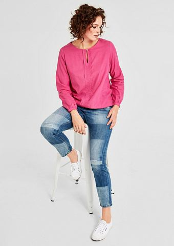 Gewebte туника-блузка