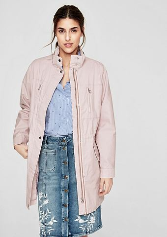 Пиджак с имитация тертый ткани