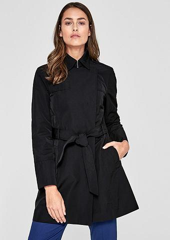 Пальто короткое в cleanen стиль