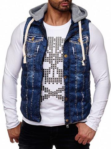 REDBRIDGE Herren жилет в имитация джинса