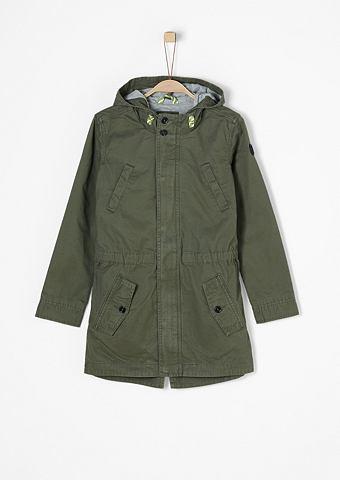 Куртка парка с Neon-Details для Jungen...