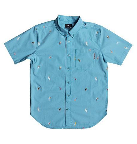 DC SHOES Рубашка с короткими рукавами »He...