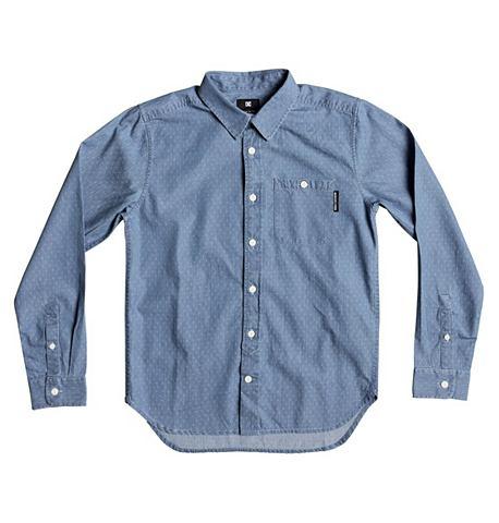 DC SHOES Рубашка с длинными рукавами »Swa...