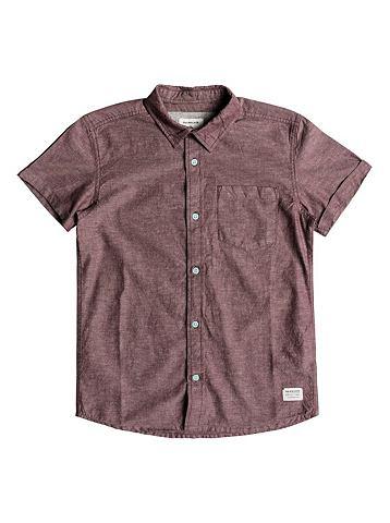 QUIKSILVER Рубашка с короткими рукавами »Em...