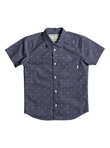 QUIKSILVER Рубашка с короткими рукавами »Ka...