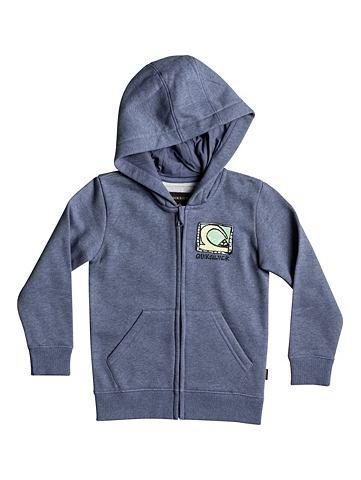 Пуловер с капюшоном с замок »Foa...