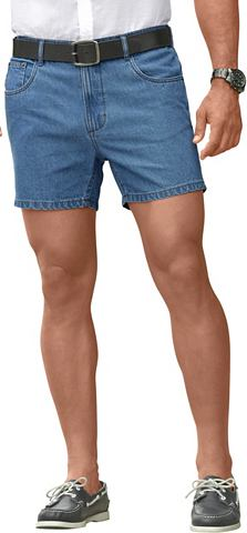 Шорты джинсовые в нежный качественный ...