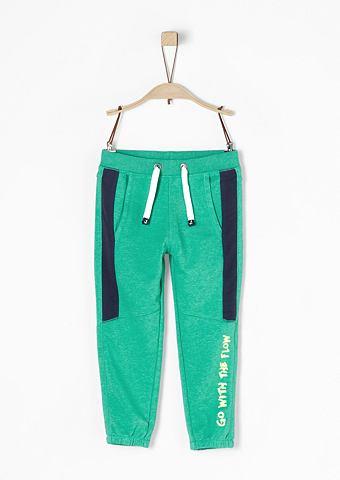 Для бега брюки с Streifen-Details для ...