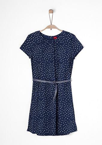 Короткое платье с ремень для Mädc...