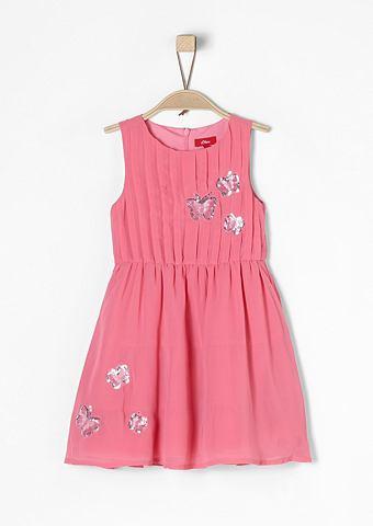Платье с с пайетками для Mädchen