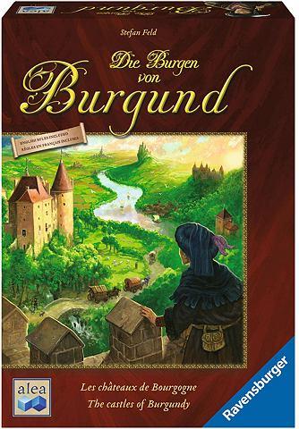 """Spiel """"alea Die Burgen von Burgun..."""