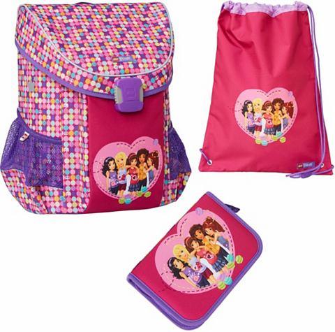 LEGO ® рюкзак школьный комплект 3 шт. &...