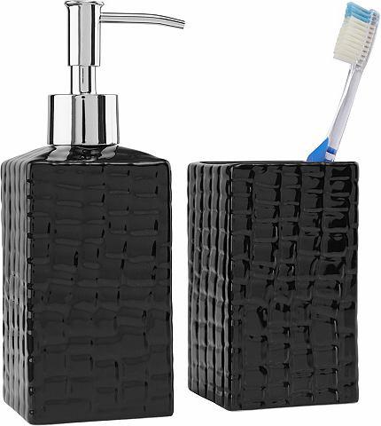 Набор аксессуаров для ванной (2 шт.) с...