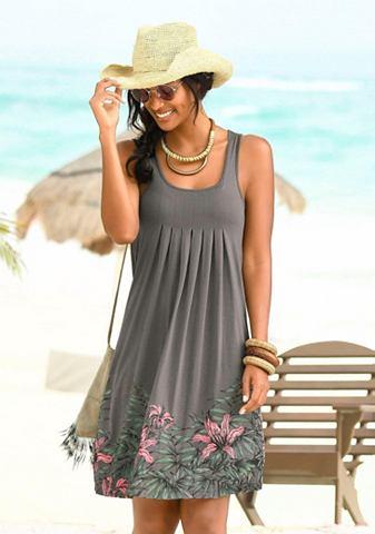 Платье пляжное с Liliendruck