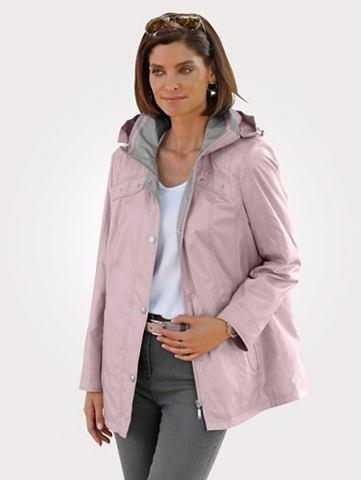 MONA Куртка легкая из легко блестящий Ware