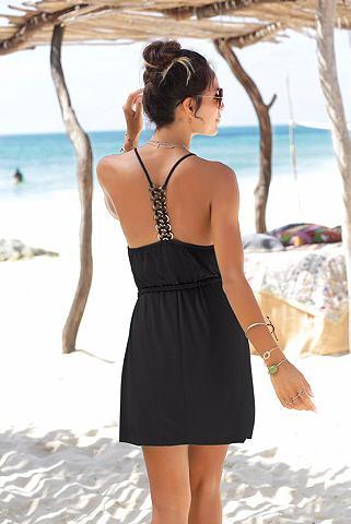 Платье пляжное с Zierringen