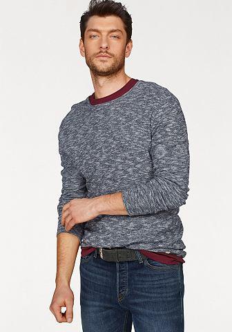 Пуловер с круглым вырезом »JOR KEN KNIT CREW NECK«