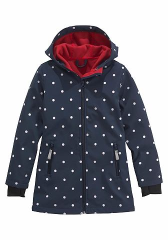 SCOUT Куртка с теплой подкладкой