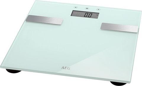 AEG ELECTROLUX AEG весы PW 5644 FA Glas-Analyse-Waage...